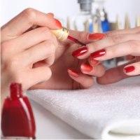 наращивание ногтей, рак