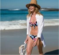 Купальники - модные тенденции лета 2010